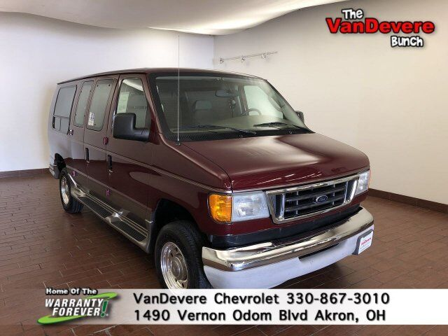 2003 Ford Econoline Cargo Van Recreational Akron OH