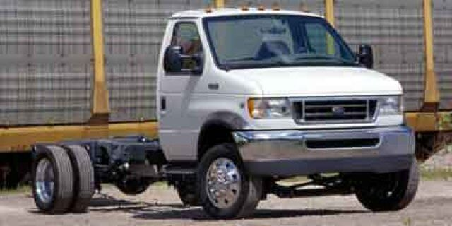 2003 Ford Econoline Commercial Cutaway  Raleigh NC