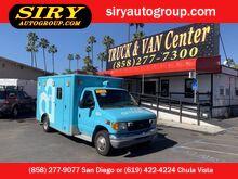 2003_Ford_Econoline Commercial Cutaway Ambulance__ San Diego CA