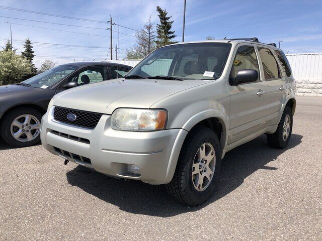 2003 Ford Escape Limited Calgary AB