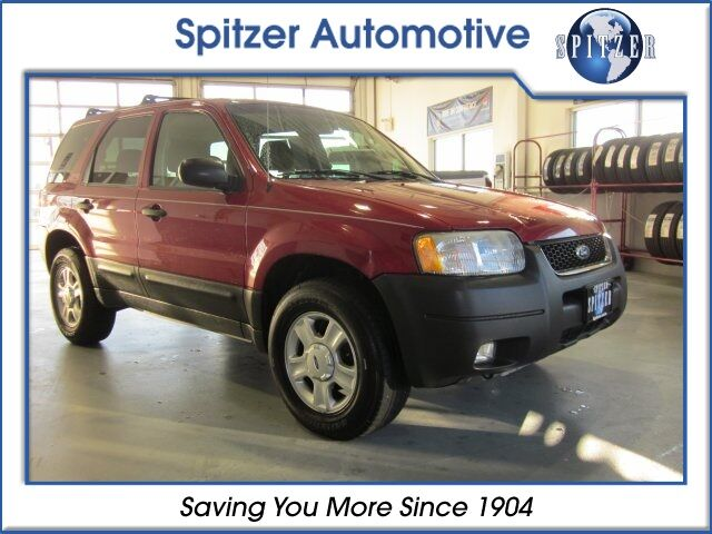 2003 Ford Escape XLT Sheffield OH