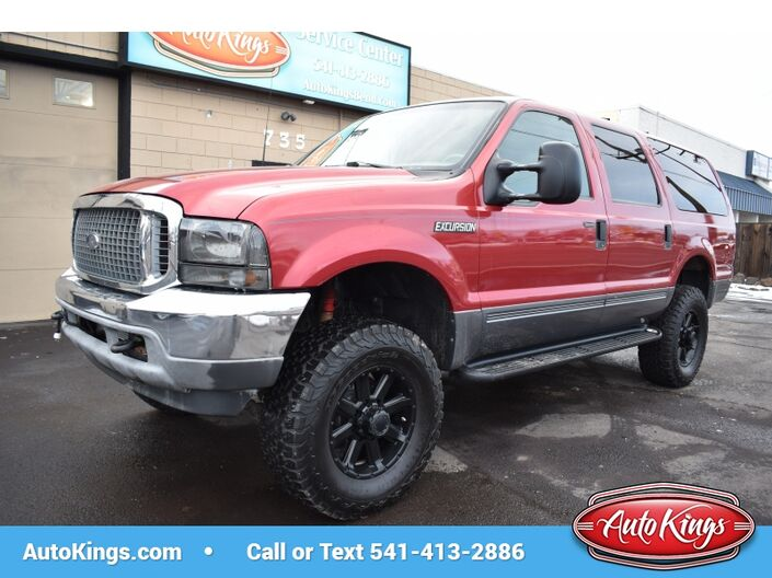 2003 Ford Excursion 137  WB 6.0L XLT 4WD Bend OR