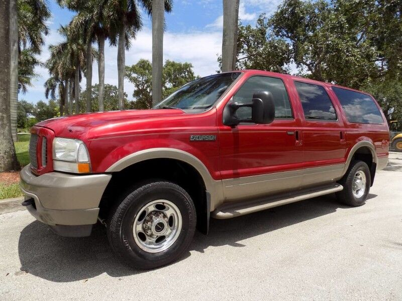 2003 Ford Excursion Eddie Bauer Hollywood FL