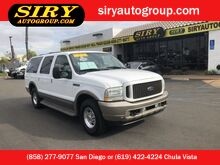 2003_Ford_Excursion_Eddie Bauer_ San Diego CA