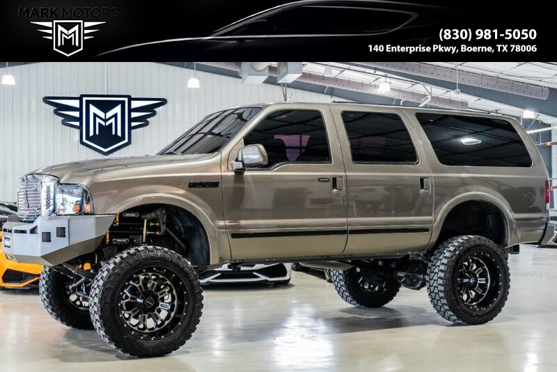 2003_Ford_Excursion_Limited_ Boerne TX