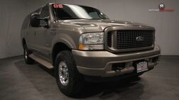 2003_Ford_Excursion_Limited_ Tacoma WA