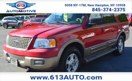 2003_Ford_Expedition_Eddie Bauer 4WD - 3rd Row Seating 8 Passenger Leather Seats_ Ulster County NY