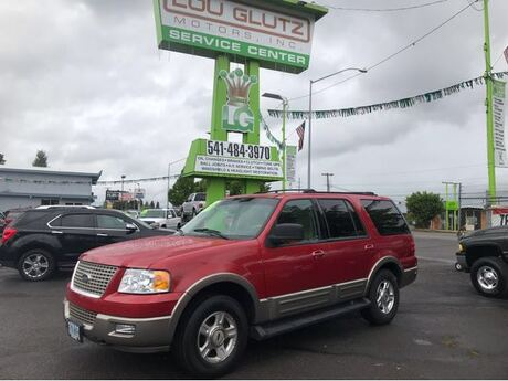 2003 Ford Expedition Eddie Bauer 4WD Eugene OR