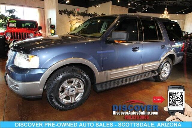 2003 Ford Expedition Eddie Bauer Sport Utility 4x4 Scottsdale AZ
