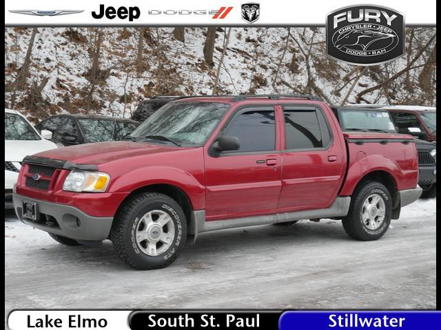 2003 Ford Explorer Sport Trac 4dr 126 WB 4WD XLT St. Paul MN