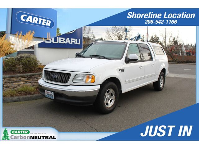 2003 Ford F-150 SuperCrew 139 Seattle WA