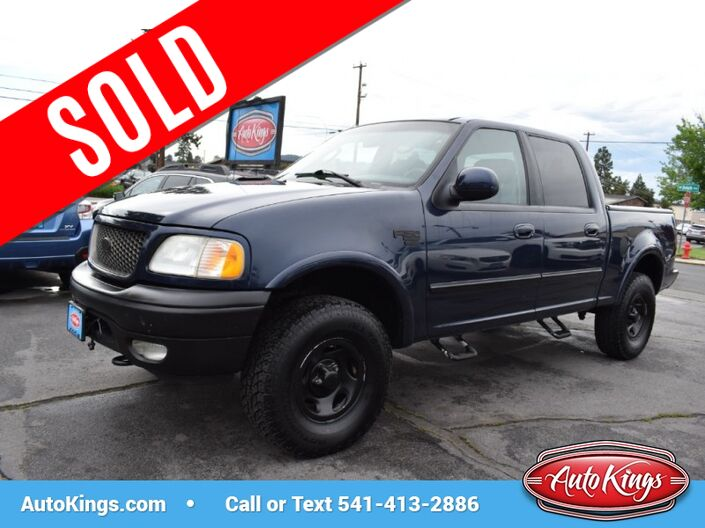 2003 Ford F-150 SuperCrew 139 XLT 4WD Bend OR