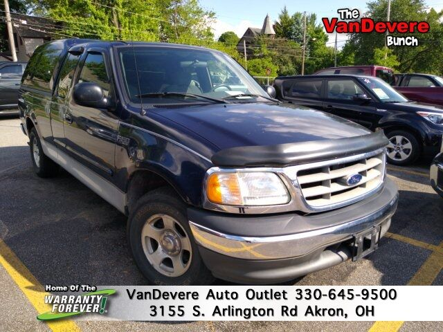 2003 Ford F-150 XLT Akron OH