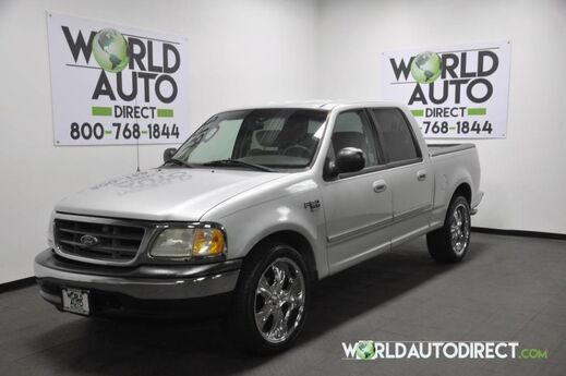 2003 Ford F-150 XLT Houston TX