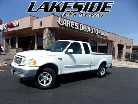 2003 Ford F-150 XLT SuperCab 4WD Colorado Springs CO