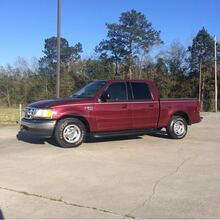 2003_Ford_F-150_XLT SuperCrew 2WD_ Hattiesburg MS