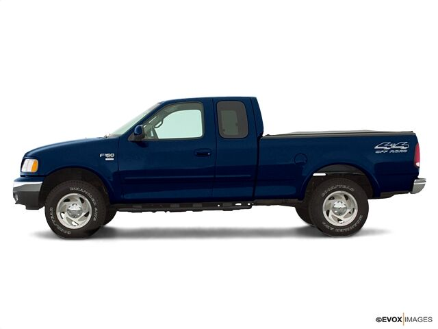 2003 Ford F-150 XLT SuperCrew 4WD Indianapolis IN