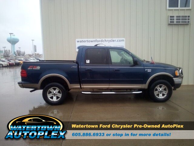 2003 Ford F-150 XLT Watertown SD