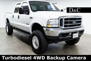 2003 Ford F-250SD Turbodiesel 4WD Backup Camera