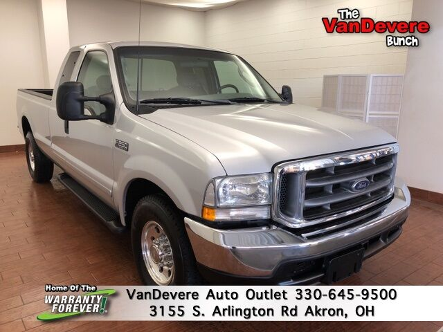 2003 Ford F-250SD XLT Akron OH