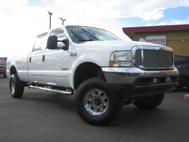 2003 Ford F-350 SD Lariat Crew Cab Long Bed 4WD Tucson AZ