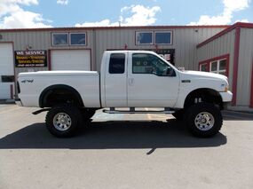 Ford F-350 SD XLT SuperCab Long Bed 4WD 2003