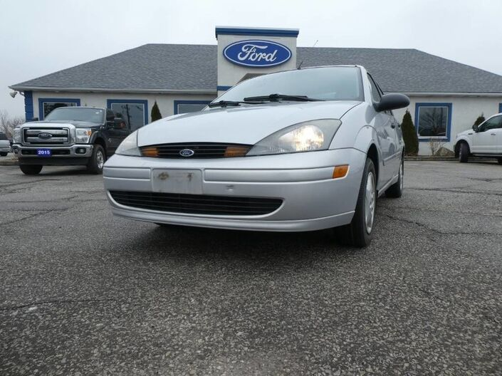 2003 Ford Focus SE - AS IS - LOW KM Essex ON