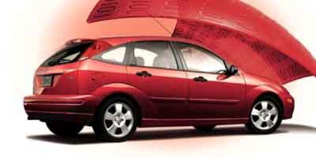 2003 Ford Focus ZX5 Base