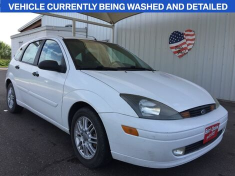 2003_Ford_Focus_ZX5_ Harlingen TX