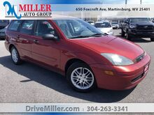 2003_Ford_Focus_Zetec_ Martinsburg