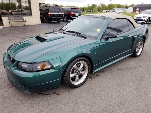2003 Ford Mustang GT Deluxe Fort Wayne Auburn and Kendallville IN