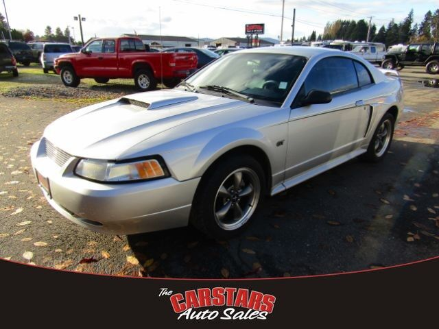 2003 Ford Mustang GT Deluxe Roy WA