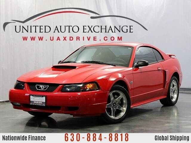 2003 Ford Mustang GT Premium Coupe Addison IL