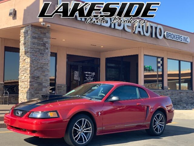 2003 Ford Mustang Standard Coupe Colorado Springs CO