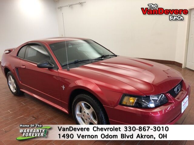 2003 Ford Mustang V6 Akron OH