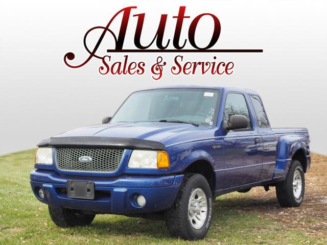 2003 Ford Ranger Edge Indianapolis IN