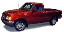 2003_Ford_Ranger_XL_ Wichita Falls TX