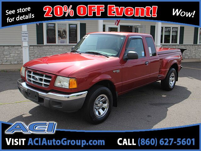 2003 Ford Ranger XLT Appearance East Windsor CT
