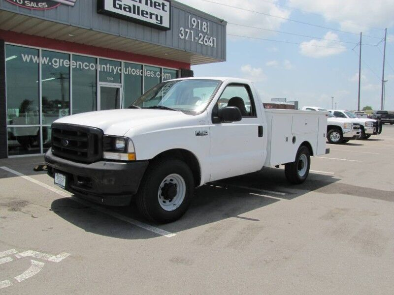 2003 Ford Super Duty F-250 Utility XL Collinsville OK