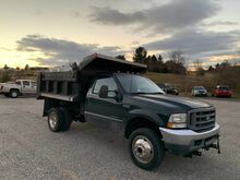 2003_Ford_Super Duty F-550 Dump Truck w/ P_4WD 7.3 Power Stroke_ Manchester MD