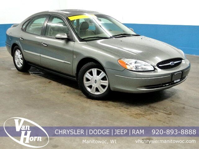 2003 Ford Taurus SEL Plymouth WI