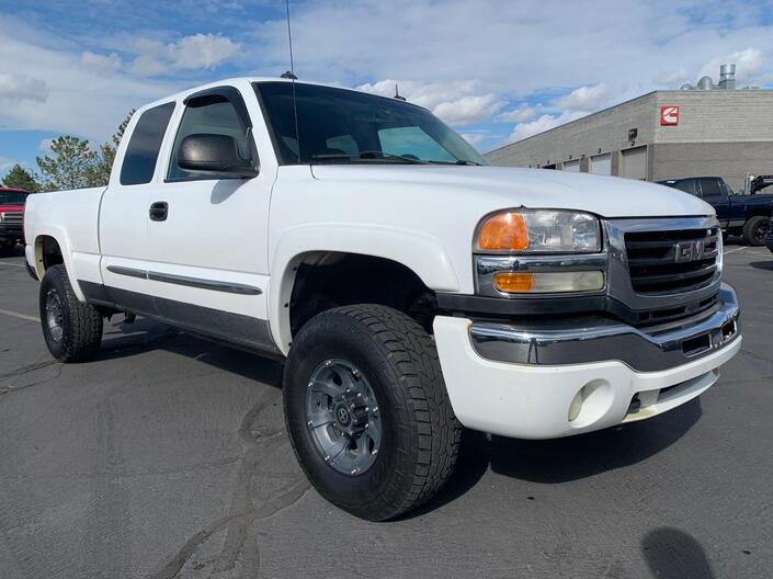 2003 GMC 2500hd SLT West Valley City UT
