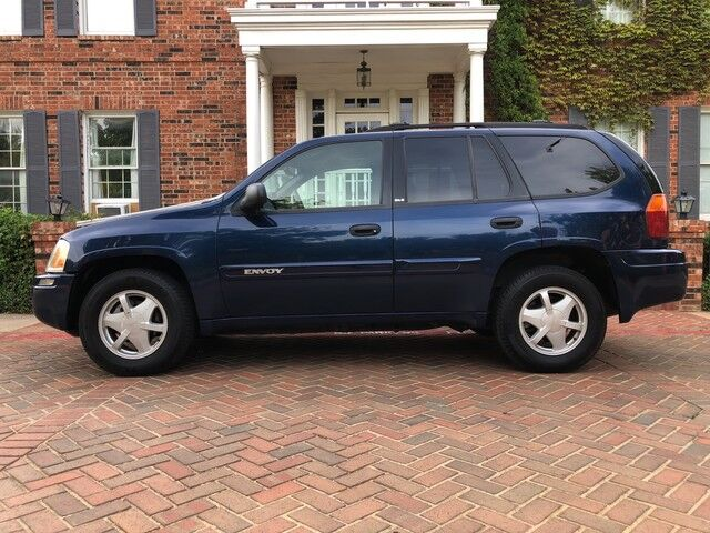 2003 GMC Envoy SLE 2-owners LOADED 4WD VERY WELL KEPT & MAINTAINED Arlington TX