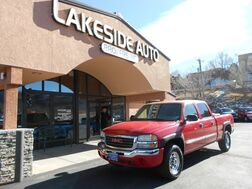 2003_GMC_Sierra 1500_HD SLE Crew Cab Short Bed 2WD_ Colorado Springs CO
