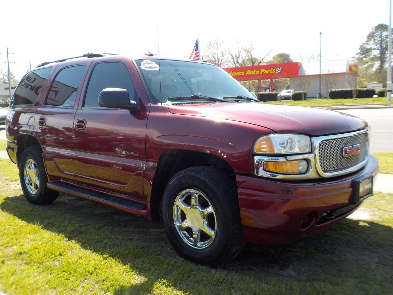 2003 GMC YUKON DENALI, WHOLESALE TO THE PUBLIC! GET THIS DEAL BEFORE IT GOES TO AUCTION! Virginia Beach VA