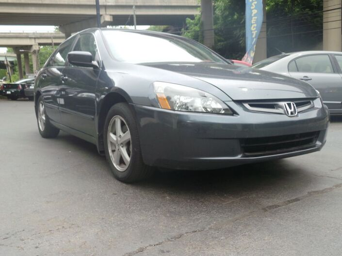 2003 HONDA ACCORD EX W Conshohocken PA