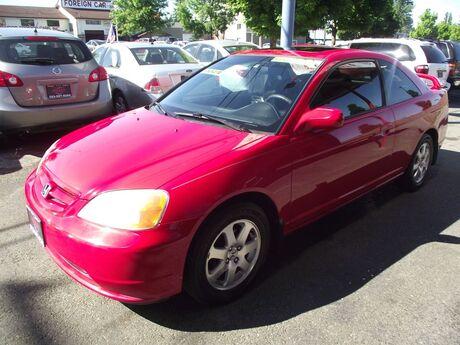 2003 HONDA CIVIC EX Tacoma WA