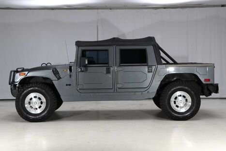 2003 HUMMER H1 4WD 4-Passenger Open Top Hard Doors West Chester PA