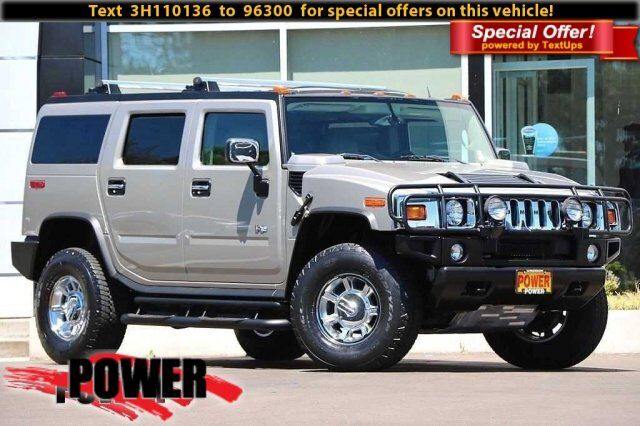 2003 HUMMER H2 4DR WGN Corvallis OR