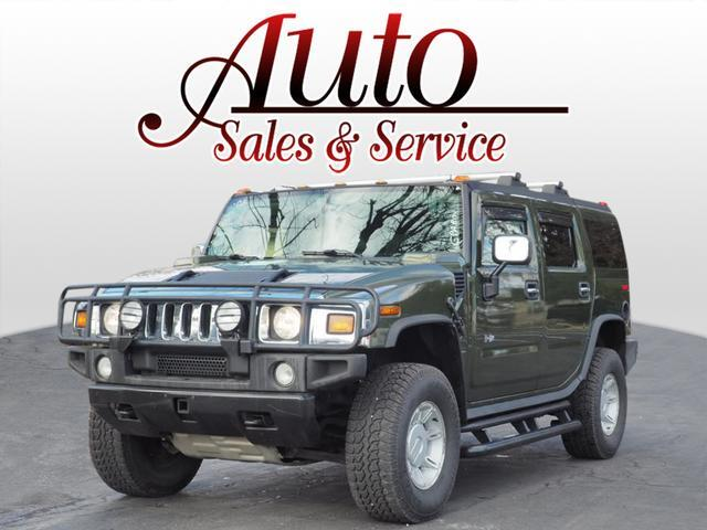 2003 HUMMER H2 Sport Utility Indianapolis IN
